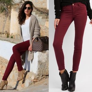 Charlotte Russe - Refuge - Skin Tight Leggings